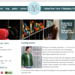 Hidden River Yarns | Dive right in… the yarn is fine.